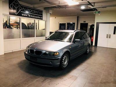 gebraucht BMW 320 3er d Touring