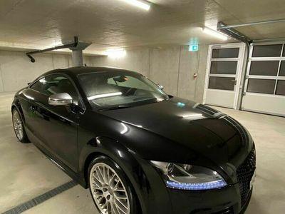 gebraucht Audi TT RS TTS / TTRS TTS Coupé 2.0 TFSI quattro S-tronic TTS /TTS Coupé 2.0 TFSI quattro S-tronic
