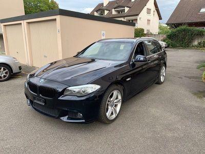 gebraucht BMW 528 5er i xDrive Mega Ausstattung/ M-Paket/ Bi-Turbo