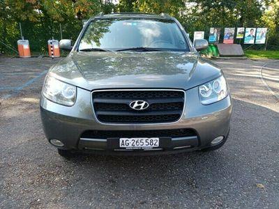 gebraucht Hyundai Santa Fe 2.2 CRDi Swiss Limited Edition 4WD