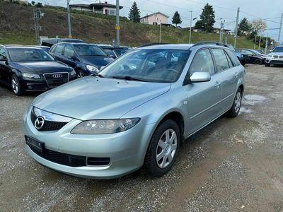 gebraucht Mazda 6 6 2.0i 2007 AUTOMAT2.0i 2007 AUTOMAT