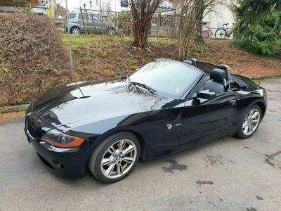 gebraucht BMW Z4 E85 2.5 192PS
