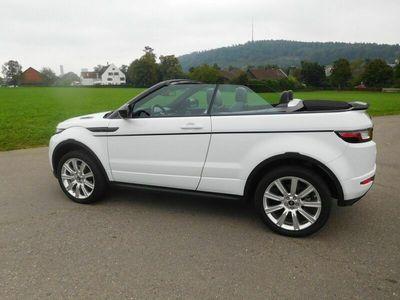 gebraucht Land Rover Range Rover evoque Convert. 2.0 Si4 SE Dynamic AT9