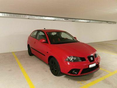 gebraucht Seat Ibiza 1.6 16V
