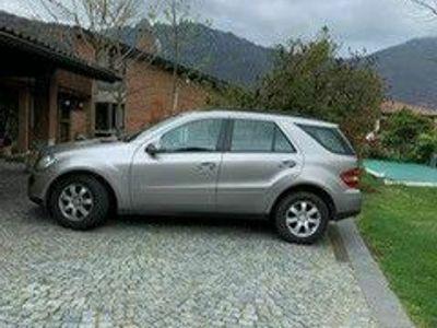 gebraucht Mercedes ML320 M-Klasse Mercedes ML 320 cdi M-Klasse Mercedescdi