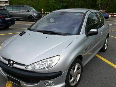 gebraucht Peugeot 206 1.6 ohne mfk km 156305