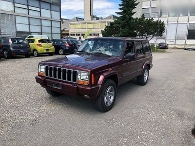 gebraucht Jeep Cherokee 4.0 Limited - 170'131 km - AHK 3'120 KG