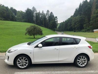 gebraucht Mazda 3 2.2 16V CD Sport