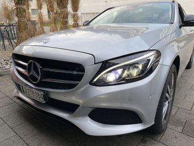 gebraucht Mercedes C220 C-Klasse Mercedes Benzd 4M