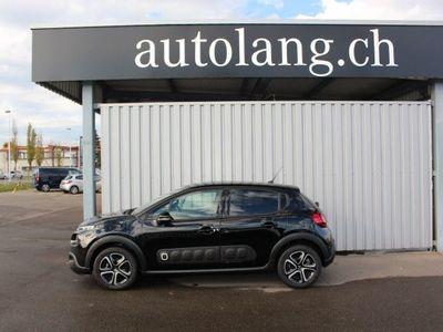 gebraucht Citroën C3 Aircross C3 1.2i PureTech Shine