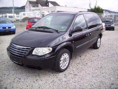 gebraucht Chrysler Voyager