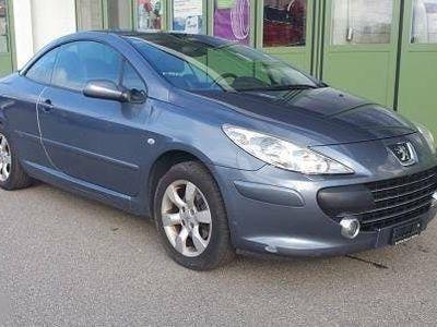gebraucht Peugeot 307 CC 2.0i