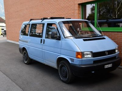 gebraucht VW T4 2.5TDI