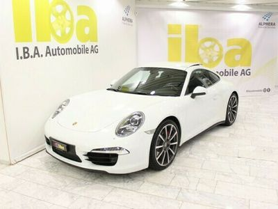 gebraucht Porsche 911 Carrera 4S  Aut. 4x4 (CH)