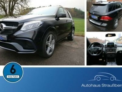 gebraucht Mercedes GLE63 AMG AMG S NP: 144.000€ AHK Distronic 21&quot