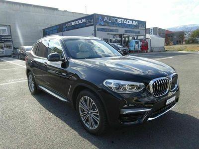 gebraucht BMW X3 xDrive 30e Luxury Line