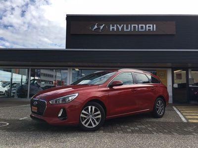 gebraucht Hyundai i30 Wagon 1.6 CRDi Amplia