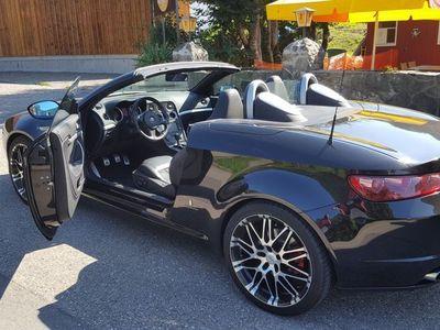 gebraucht Alfa Romeo Spider Youngtimer Sammlerfahrzeug kleine Produktionsauflage