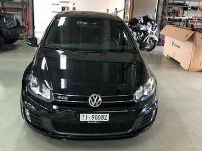 gebraucht VW Golf GTD