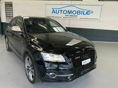 gebraucht Audi SQ5 SQ5 3.0 TDI ABT 360PS quattro tiptronic3.0 TDI ABT 360PS quattro tiptronic