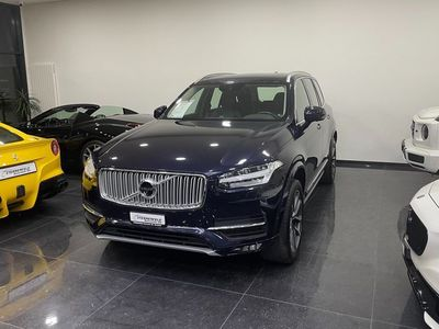 gebraucht Volvo XC90 T6 AWD Inscription Geartronic