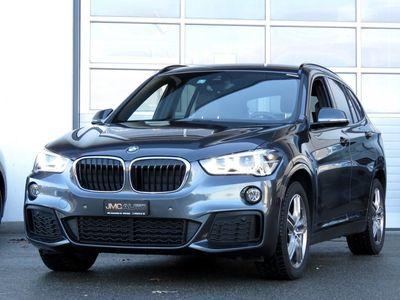 gebraucht BMW X1 xDrive 18d M Sport