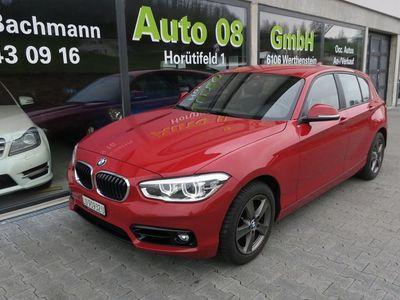 gebraucht BMW 120 1er i Sport Line