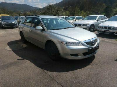 gebraucht Mazda 6 2.0 CD 16V Exclusive