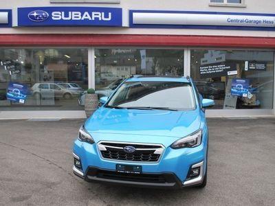 gebraucht Subaru XV 2.0 e-Boxer Luxury AWD Lineartronic