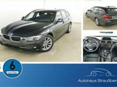 gebraucht BMW 318 d Touring NP: 53.000€ Navi HiFi AHK