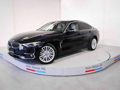 gebraucht BMW 440 4er 440i Gr.Cpé xDrive Luxury 4er i Gr.Cpé xDrive Luxury