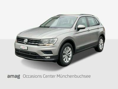 gebraucht VW Tiguan 1.4TSI ACT Trendline 4Motion DSG