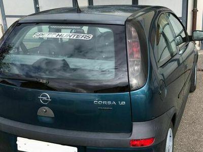 gebraucht Opel Corsa Corsa 1.8 ab platz1.8 ab platz