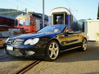 gebraucht Mercedes SL500 (R230)