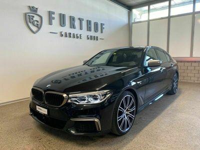 gebraucht BMW M550 5er M550d xDrive Steptronic 5er d xDrive Steptronic