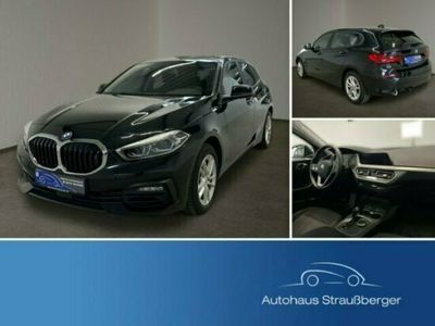 gebraucht BMW 118 i DKG Navi Pano AHK LED Qi HiFi NP:39.000€
