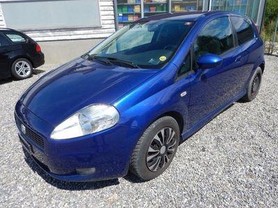 gebraucht Fiat Punto 1.4 16V Sport