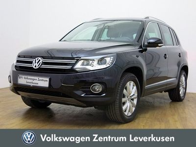 gebraucht VW Tiguan 2.0 TDI Track & Style 4MOTION PDC XENON