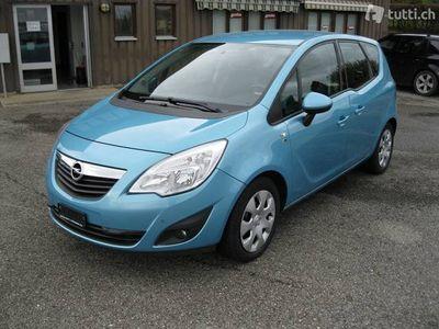 gebraucht Opel Meriva B 1,4i turbo 140cv 5 portes