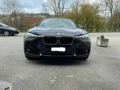 gebraucht BMW 116 1er zu verkaufen i (F20) in einwandfreiem Zustand