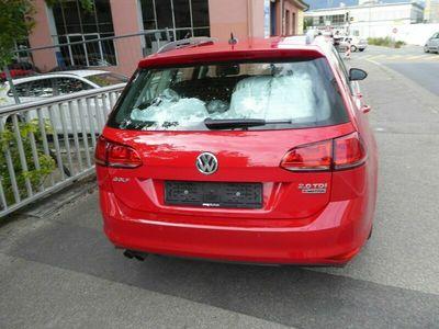 gebraucht VW Golf Variant 2.0 TDI Comfortline 4Motion