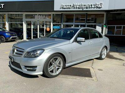 gebraucht Mercedes C350 Avantgarde