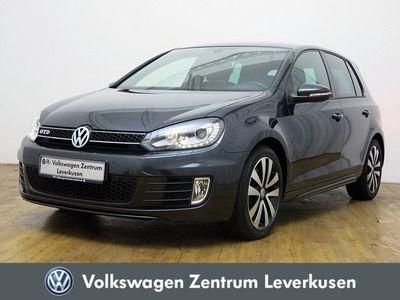 gebraucht VW Golf VI GTD 2.0 TDI DSG KLIMA NAVI XENON SHZ PDC