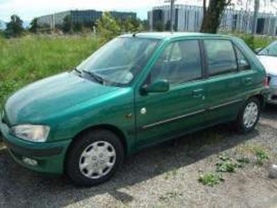 gebraucht Peugeot 106 Benzin