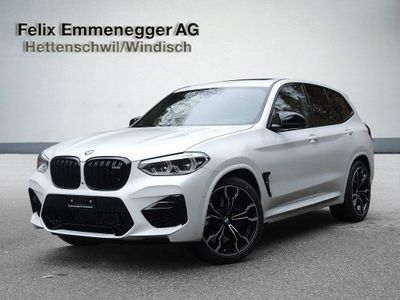 gebraucht BMW X3 xDrive M Competition