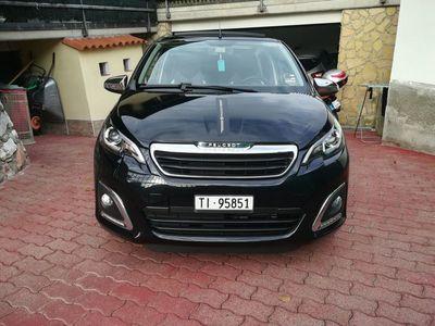 gebraucht Peugeot 108 VTI 82 cv