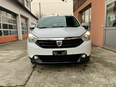 gebraucht Dacia Lodgy 1.5 dCi Lauréate 7PL