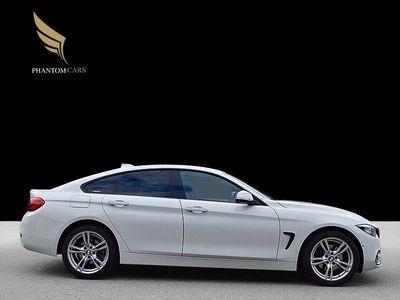 gebraucht BMW 420 Gran Coupé d xDrive Sport Line Stept