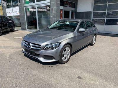gebraucht Mercedes C200 BlueTEC Avantgarde