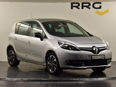 gebraucht Renault Scénic 1.2 16V Turbo Bose